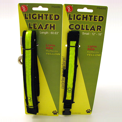 Illuminated Dog Collar (Case of 6)