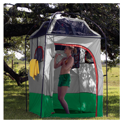 Deluxe Camp Shower / Shelter Combo