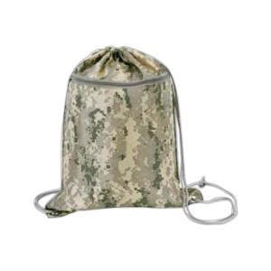 ACU Drawstring backpack