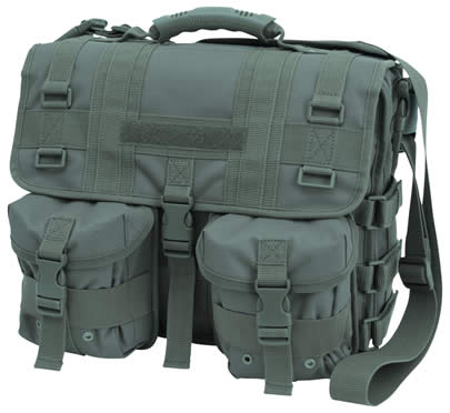 Foliage Green Concealed Carry Tactical Attache<br>Free Shipping!