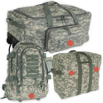 ACU Advanced Deluxe Deployment Kit <br> FREE SHIPPING!
