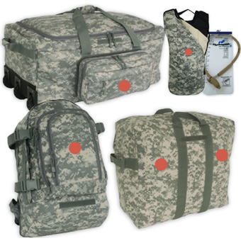 ACU Economy Hydration Deployment Kit <br> FREE SHIPPING!