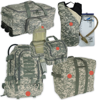 ACU Ultimate Deluxe Deployment Kit <br> FREE SHIPPING!