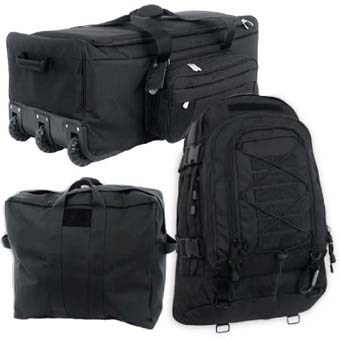 Black Advanced Deluxe Deployment Kit <br> FREE SHIPPING!