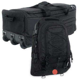 Black Deluxe Deployment Kit <br> FREE SHIPPING!