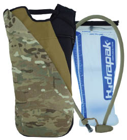 Multicam Chameleon Hydrapack w/ 100 oz. Reservoir  <br> TAA Compliant