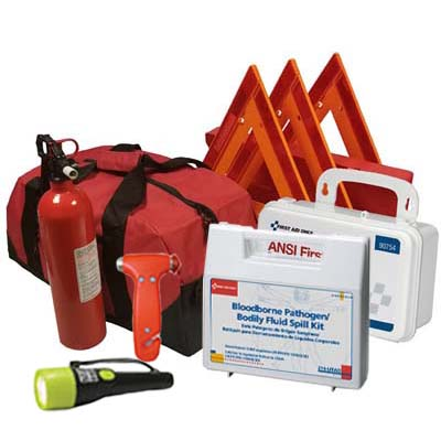 All-in-One DOT OSHA ANSI Compliant Kit