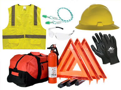 Advanced Essential DOT and PPE Compliant Kit