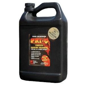 PRI-G Gasoline Treatment (Case of 6 units, 1 Gallon per unit)