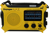 Dynamo/Solar Powered Radio with all Dream Features FREE SHIPPING!