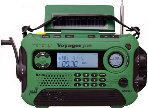 The Most Advanced Emergency Radio! <BR> FREE SHIPPING!!! </BR>