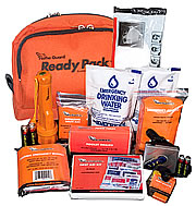 Ready Pack Personal Evacuation Kit