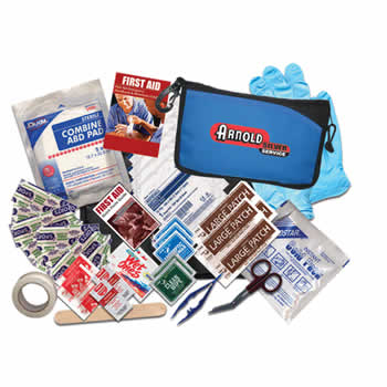 First Aid Outdoor Kit