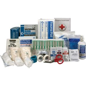 199-Pc ANSI-2015 Class B First Aid Kit Refill