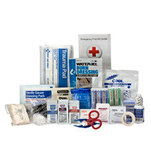 141-Pc ANSI-2015 Class A+ First Aid Kit Refill
