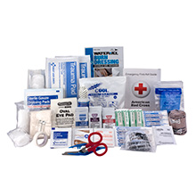 183-Pc ANSI-2015 Class A+ First Aid Kit Refill