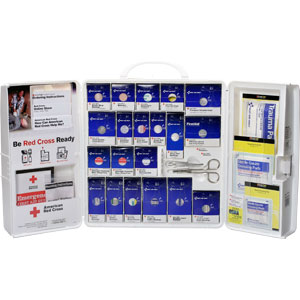 209-Piece Red Cross Standard Business Kit (Plastic)