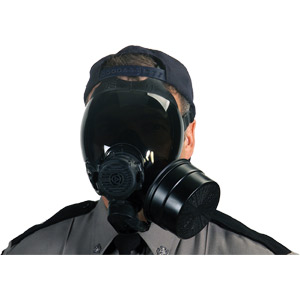 Gas Mask CBRN PKGD CLEAR