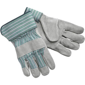 &#34C&#34 Select Shoulder Gloves w/2 1/2&#34 Safety Cuff