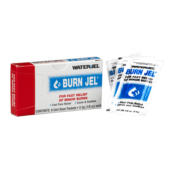 Water-Jel Burn Jel in Unit Dose (6/Box)