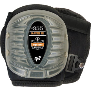 ProFlex 355 Short Cap Injected Gel Knee Pads