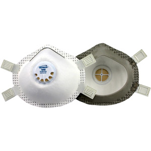 R95 Disposable Respirator w/Exhalation Valve