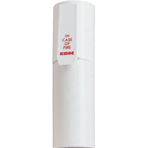 Kidde Kitchen 1 lb BC Fire Extinguisher w/ Shroud (Disposable)