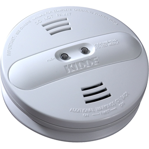 Ionization/Photoelectric Smoke Alarm (AC/DC)