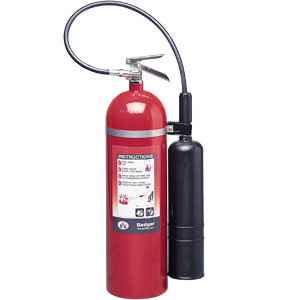 10+ lbs Extinguishers
