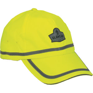 GloWear 8930 Hi-Vis Cap, Orange