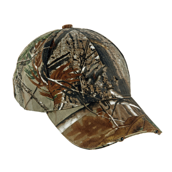 GloWear 8940 PowerCap, Realtree Camo