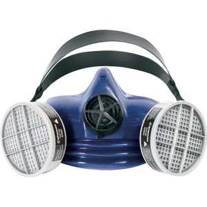 Survivair PREMIER Plus Reusable Half-Mask Respirators