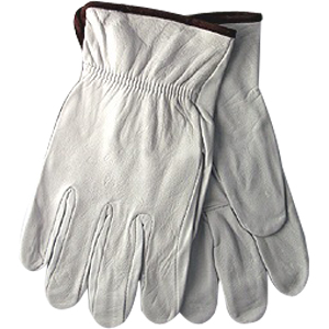 (DZ)SELECT GRAIN GOATSKIN DRIVERS, STRAIGHT THUMB, LARGE