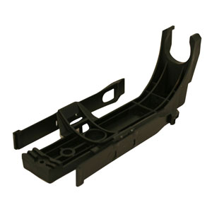 Plastic Bracket (Fits 4104000, 440165, & 466636 Extinguishers)