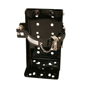 Heavy-Duty Vehicle Bracket (Fits 466112 & 466164 Extinguishers)
