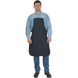 36&#34 Denim Apron