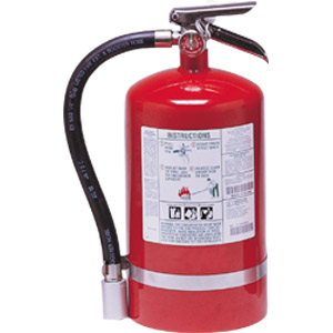 Kidde ProPlus 11 lb Halotron I Fire Extinguisher w/ Wall Hook