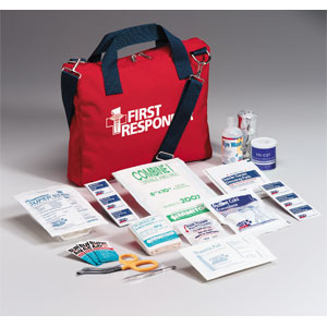 120-Piece First Responder Kit