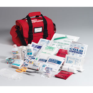 158-Piece First Responder Kit