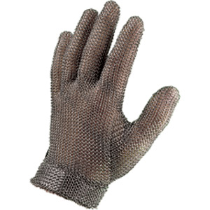 Chainex Chainexpert Mesh Gloves w/Band Cuff