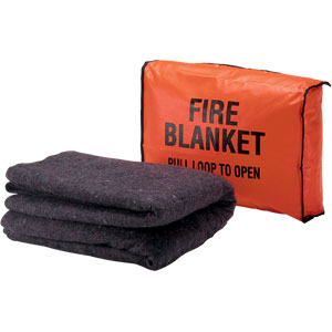 Fire Blanket Bag