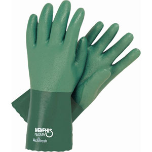 NEOMAX, Supported Neoprene, 12&#34 Large - Green