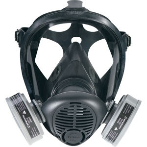 RESPIRATOR OPTI-FIT APR S-SERIES 5-STRAP SUSP