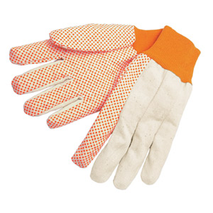 10 oz. Heavy Napped Canvas, General Purpose Cotton Gloves