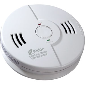 Battery Operated CO/Smoke Combo Alarm