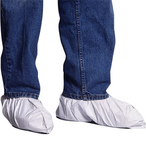 Shoe Covers, Jumbo, 200 Pair/Case