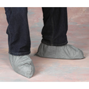 Tyvek Non Skid Shoe Covers, 100 Pair
