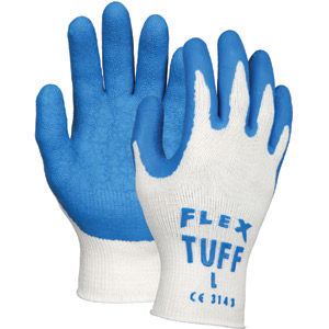Flex Tuff, Latex Dip, XL
