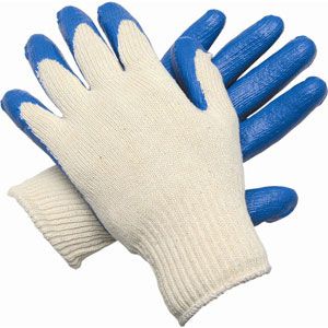 Blue Latex Palm and Fingers Dip, S