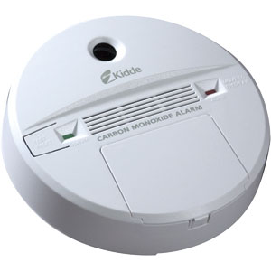 Battery Operated Basic CO Alarm